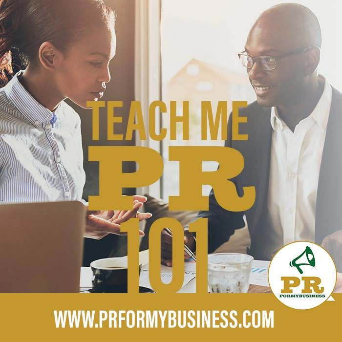 IG banner - photo Teach Me PR 101 - prformybusiness_com