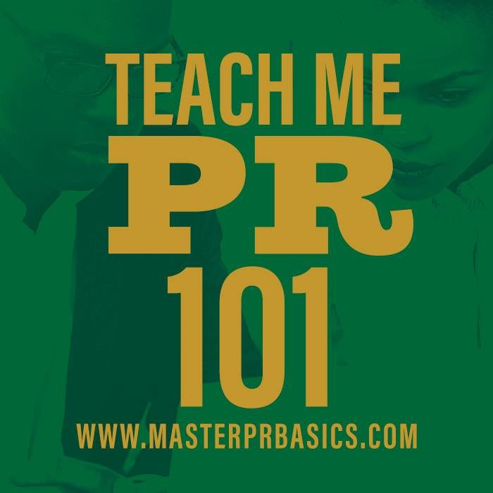 IG banner - simple Teach Me PR 101
